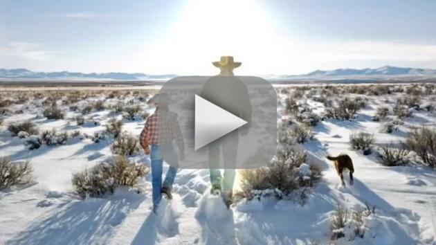 God Made a Farmer Super Bowl Commercial