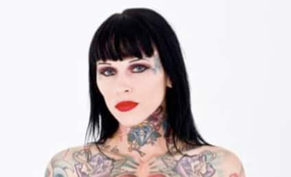 Michelle McGee Works Pole to German Death Metal