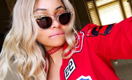 Blac Chyna: NAKED in Bed With 3-Year-Old Son?!
