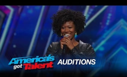 Watch Sharon Irving Earn Golden Buzzer on America's Got Talent