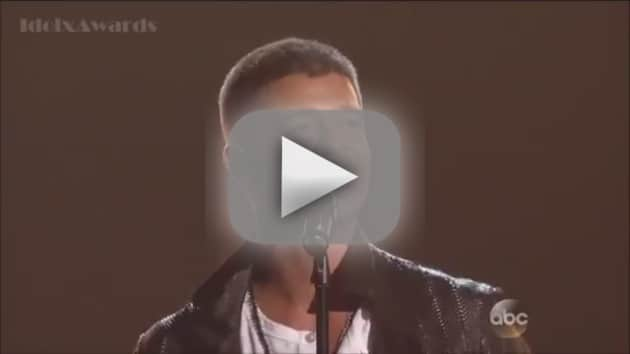 Robin Thicke Billboard Music Awards Performance 2014