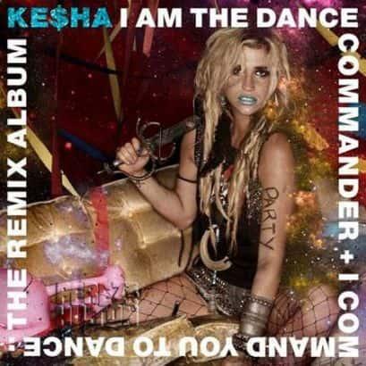 Ke$ha Album Cover
