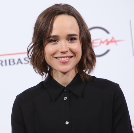 "Ellen Page Comes Out as Transgender: ""My Name is Elliot"""