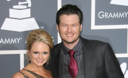Blake Shelton and Miranda Lambert: Married!