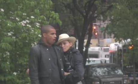 Madonna, Brahim Zaibat Split