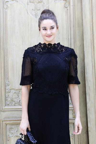 Shailene Woodley Red Carpet Photo