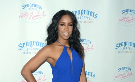 Kelly Rowland Introduces Her Seagram's Escapes Signature Flavor