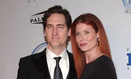 Debra Messing, Daniel Zelman to Divorce