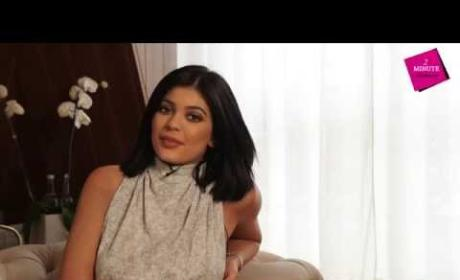 Kylie Jenner Offers Beauty Advice