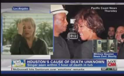 Nancy Grace Wonders: Was Whitney Houston Murdered?!?