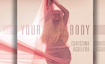"Christina Aguilera Shows Off Her Body for ""Your Body"""