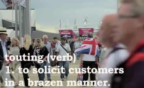 Ryan Lochte Funny or Die: Olympic Ticket Scalper With Patrick Stewart