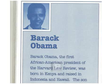 Obama Born in Kenya?