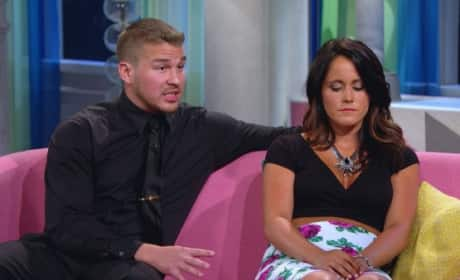 Nathan Griffith Reacts To Jenelle Evans' Pregnancy News