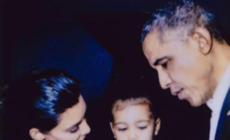 Kim, North, Barack