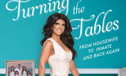 Teresa Giudice: Buy My Book So I Can Pay the Feds!