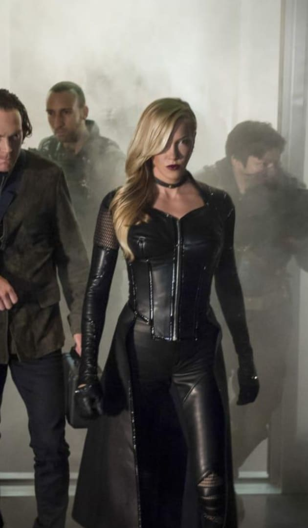 Katie Cassidy for The CW