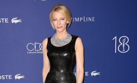 Cate Blanchett: 18th Costume Designers Guild Awards