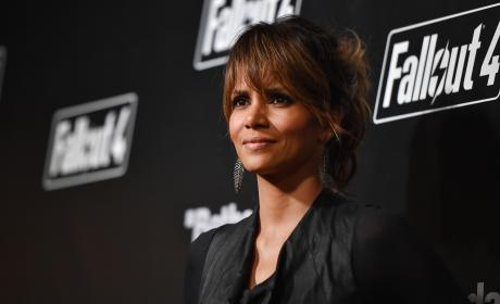Halle Berry: Fallout 4 Video Game Launch Event