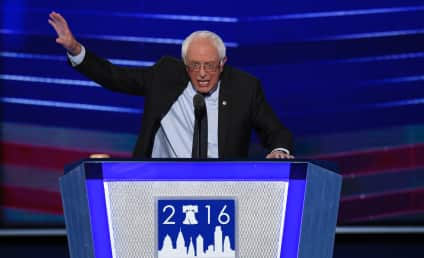 Bachelorette or Bust: Fans Slam Bernie Over DNC Speech