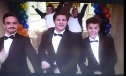 Justin Bieber, Saturday Night Live Celebrate 100 Digital Shorts