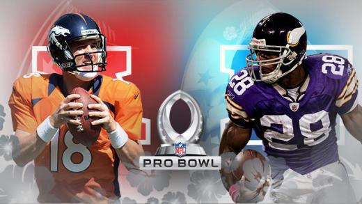 Pro Bowl players