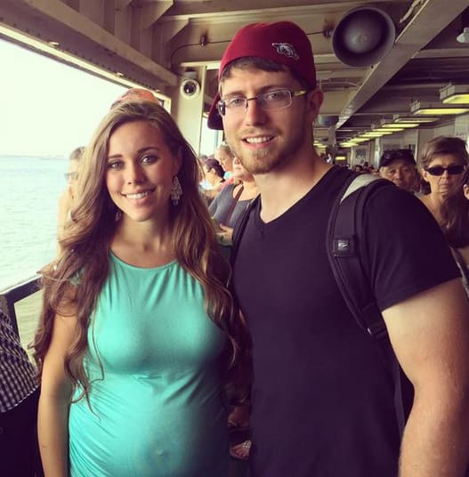 Ben, Jessa and Baby Seewald (28 Weeks)