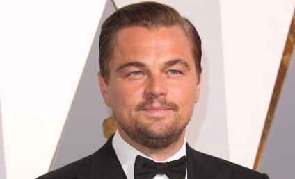 Leonardo DiCaprio is Dating a Model Named Roxy Horner Because Of Course He Is