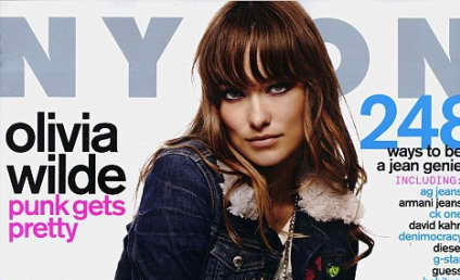 Olivia Wilde on Text Messaging: :(