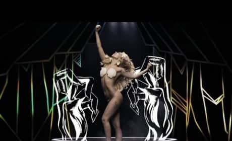 Lady Gaga - Applause (Music Video)