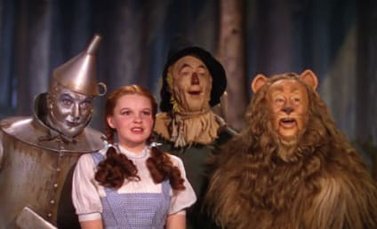 Wizard of Oz to Get IMAX 3D Re-Release!