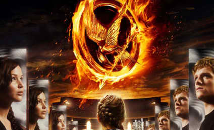 New Hunger Games Poster: The World is Watching