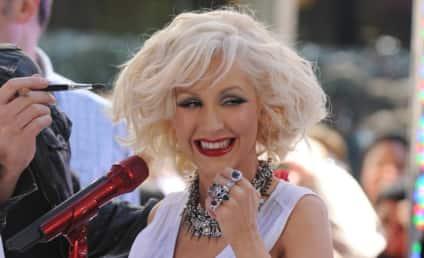 Christina Aguilera Aims to Empower