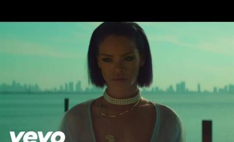 "Rihanna & Her Nipples Star in NSFW ""Needed Me"" Video"