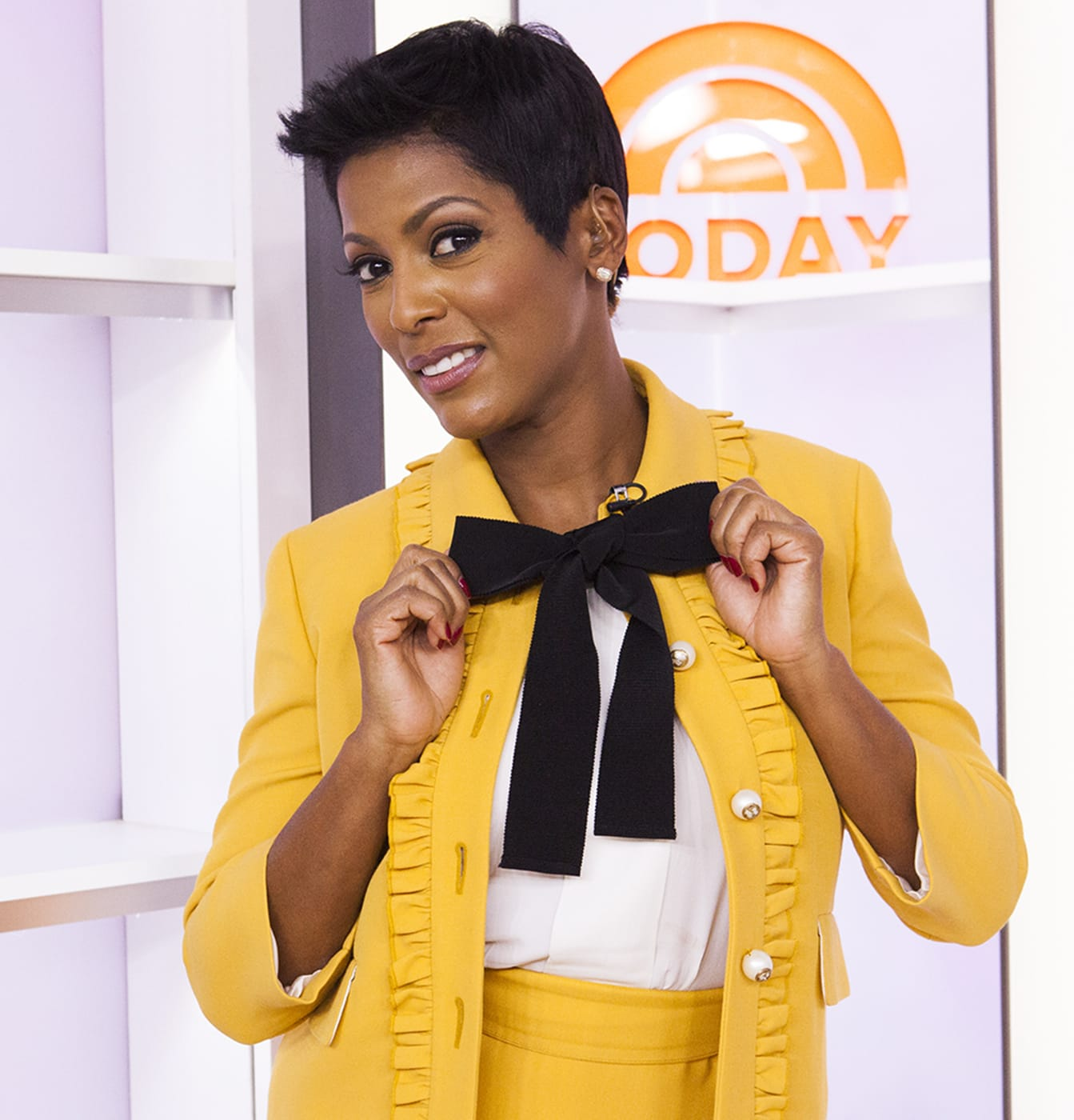 tamron hall the hollywood gossip