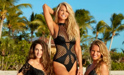 Christie Brinkley and Daughters: Sizzling in Sports Illustrated!