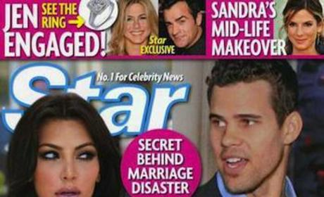 Kris Humphries Star Magazine Cover