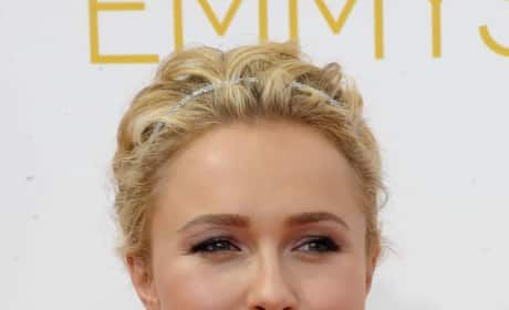 Hayden Panettiere on a Red Carpet