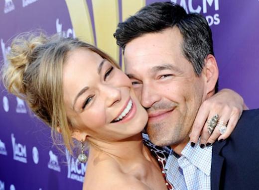 Le Ann and Eddie Photo