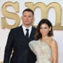 Channing Tatum and Jenna Dewan Together