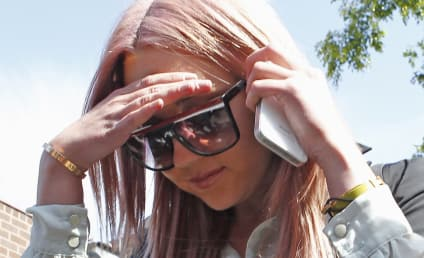 Amanda Bynes Pleads Not Guilty, Locks Herself in the Bathroom