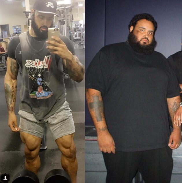 Man Loses 330 Pounds By Doing THIS - The Hollywood Gossip