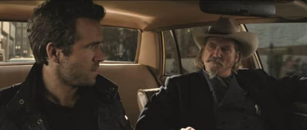 Ryan Reynolds and Jeff Bridges in R.I.P.D.