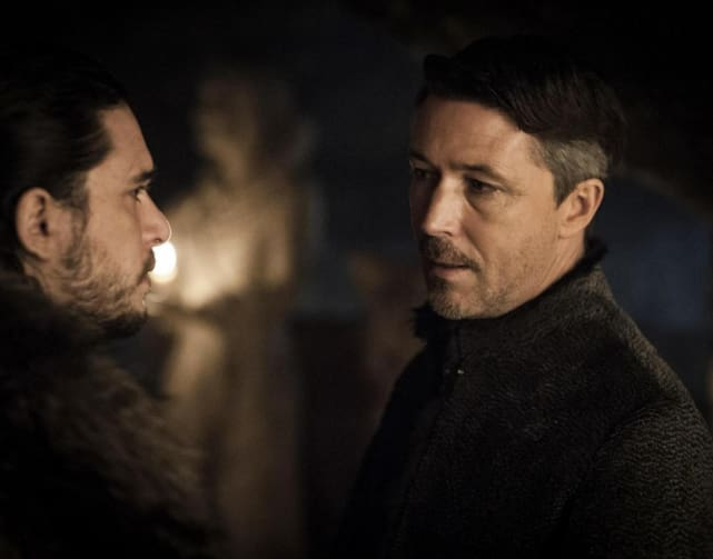 Jon and Littlefinger At It Again
