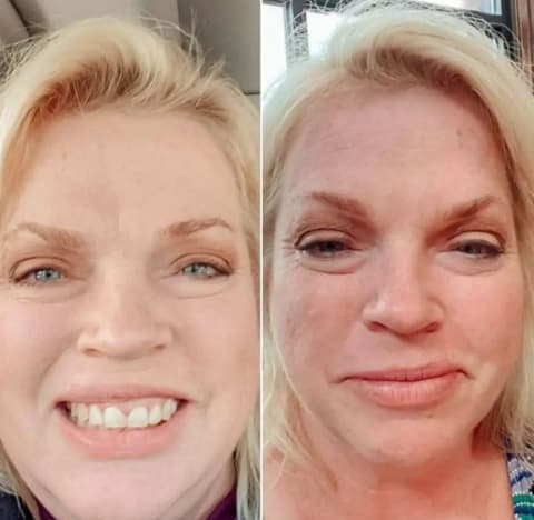 Janelle Brown Weight Loss Photos