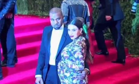 Kim and Kanye: Clashing Over Fashion?