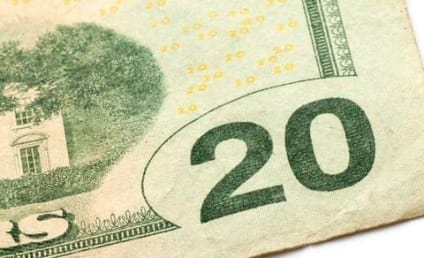 Drunk Man Tries to Make Phone Call with $20 Bill, Gets Arrested