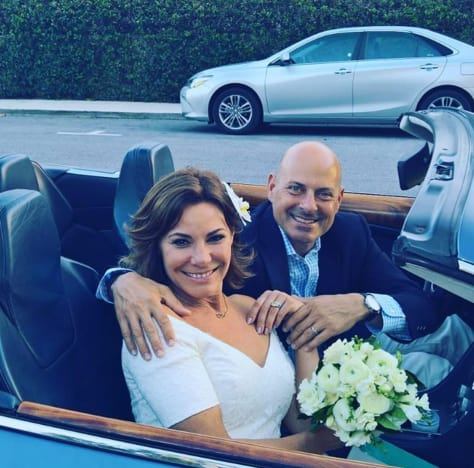 Luann de Lesseps and Tom D'Agostino: We Are NOT Splitting Up! … Probably