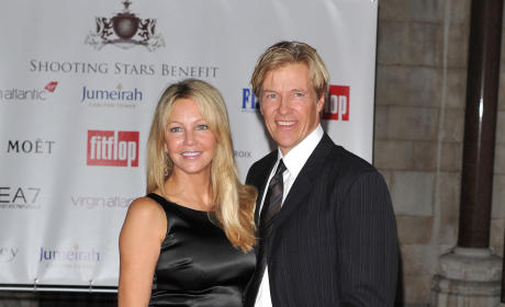 Heather Locklear and Jack Wagner Photo