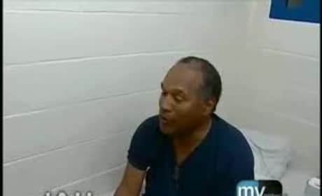 "O.J. Simpson on ""Jail"""